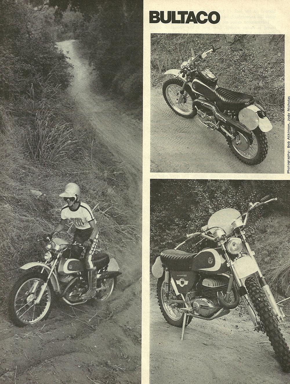 1974 Bultaco Matador 250 Mark 5 road test 04.jpg