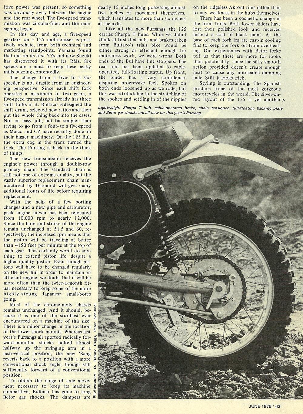 1976 Bultaco 125 Pursang road test 04.jpg
