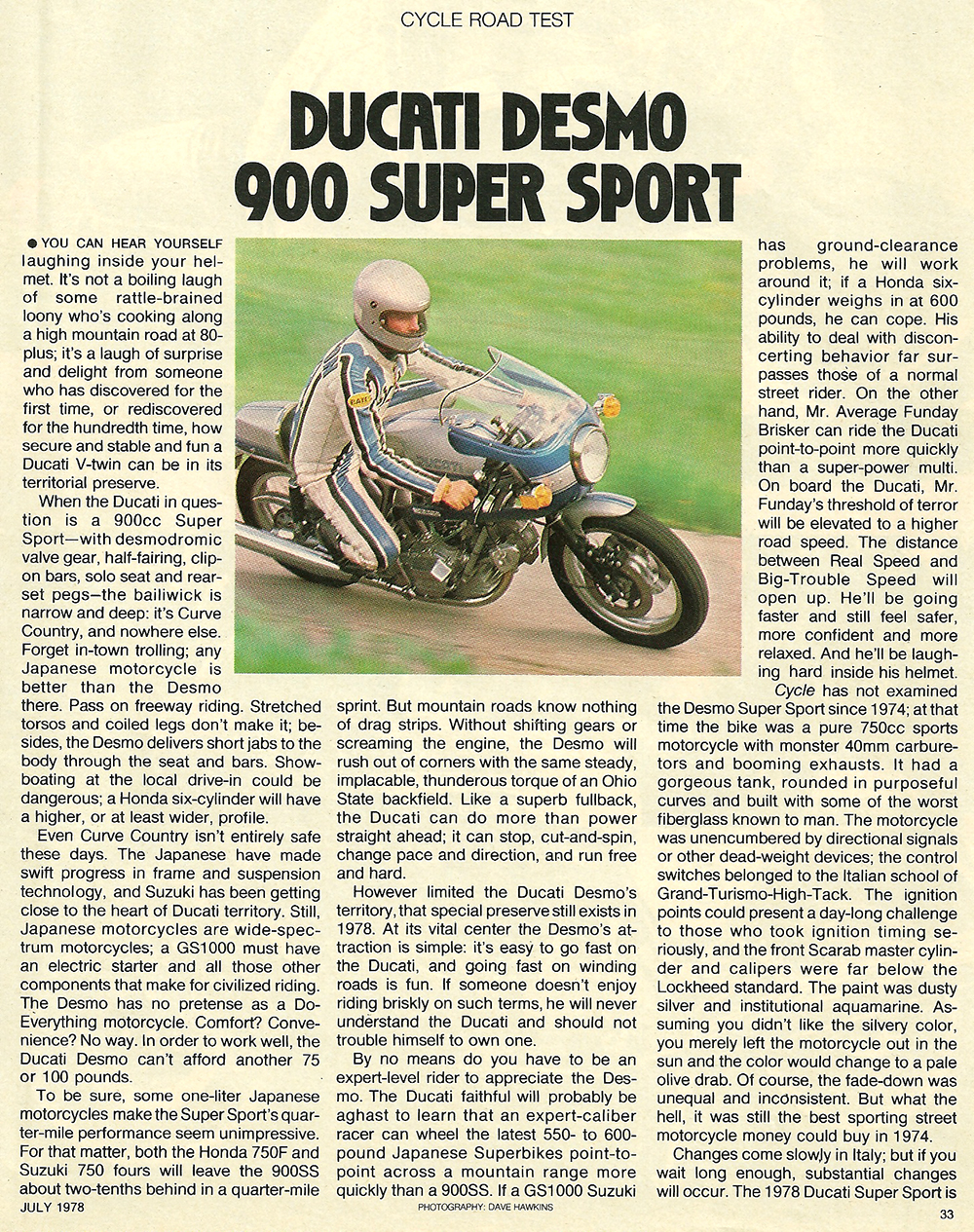 1978 Ducati Desmo 900 Super Sport road test 02.jpg