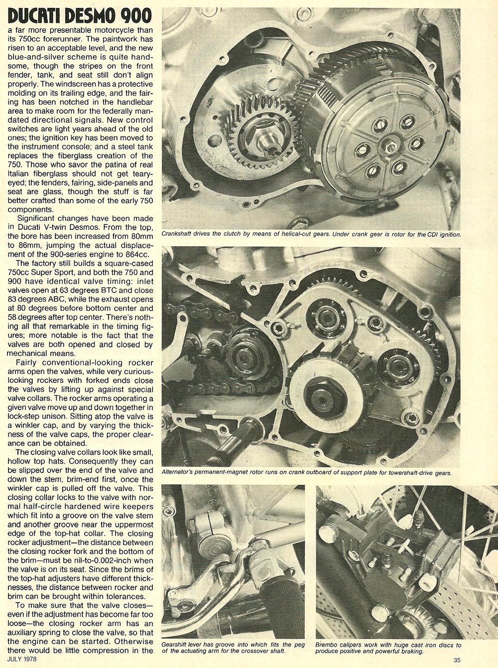 1978 Ducati Desmo 900 Super Sport road test 04.jpg