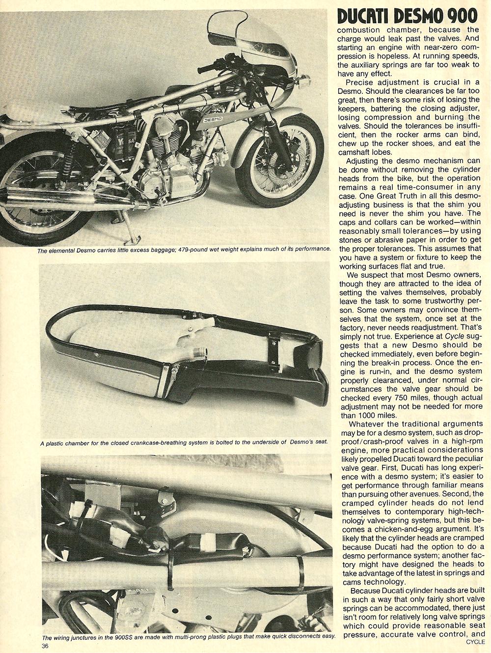 1978 Ducati Desmo 900 Super Sport road test 05.jpg
