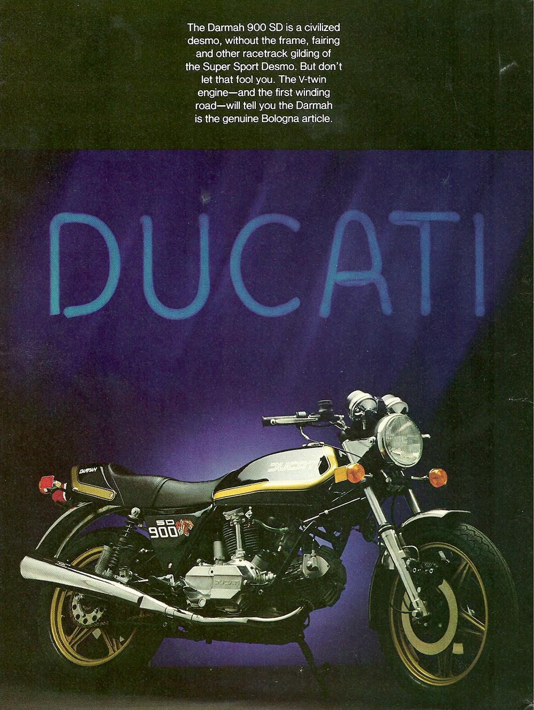 1980 Ducati Darmah 900 SD road test 01.jpg