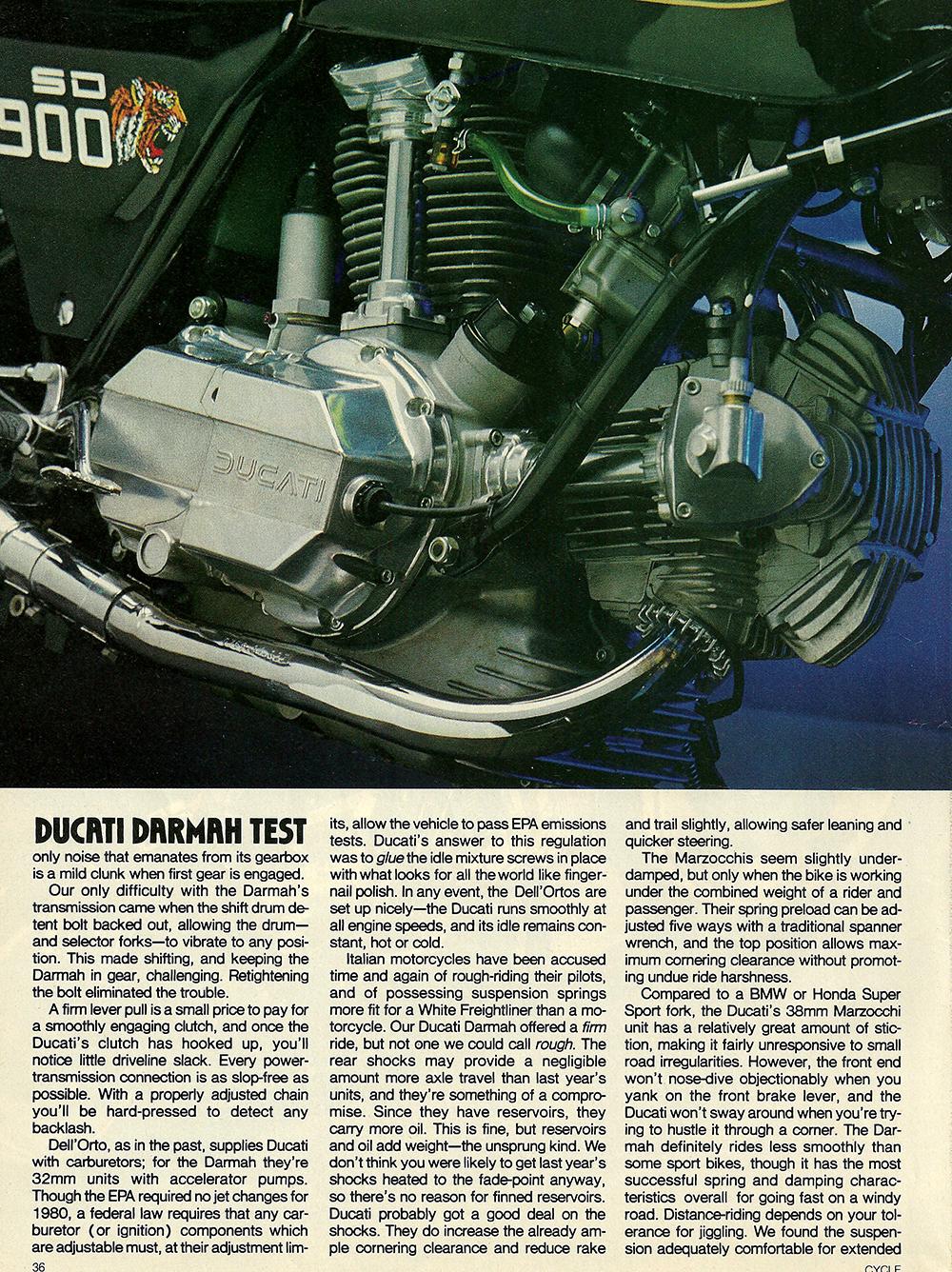 1980 Ducati Darmah 900 SD road test 05.jpg