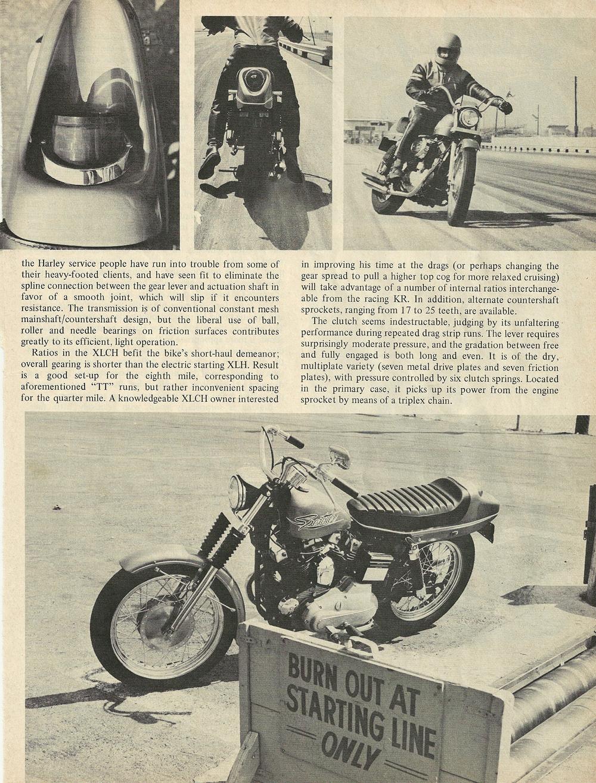 1969 Harley Davidson Sportster XLCH road test 3.jpg