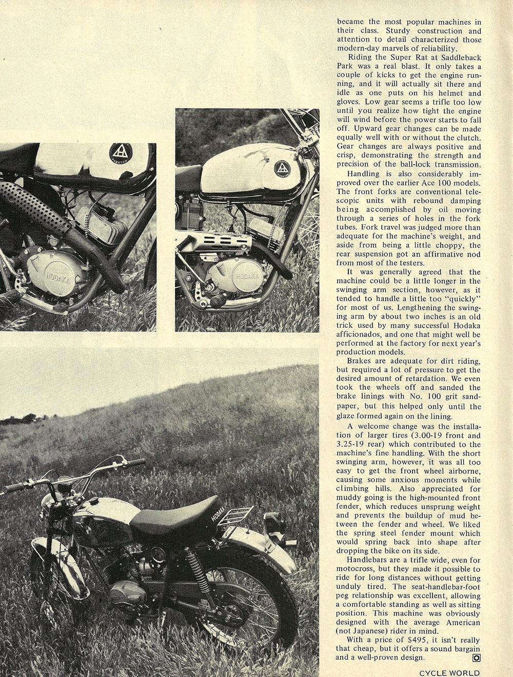 1970 Hodaka Super Rat 100B road test 03.jpg