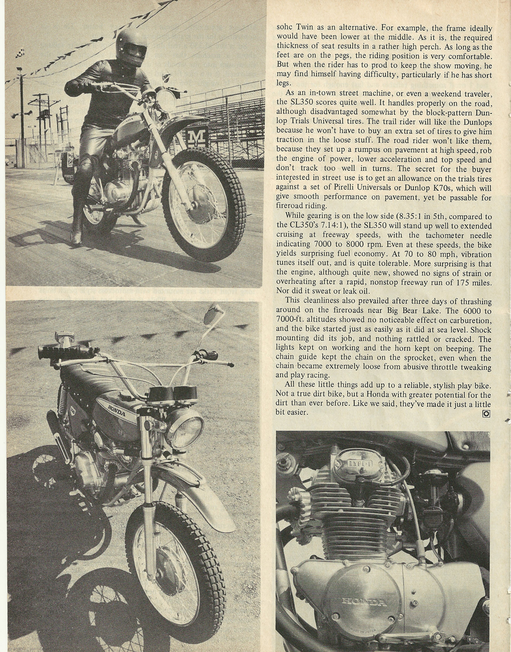 1969 Honda SL350 road test 3.jpg