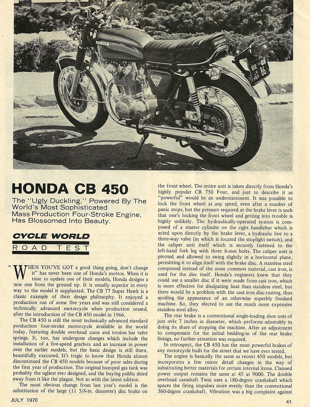1970 Honda CB450 road test 01.jpg