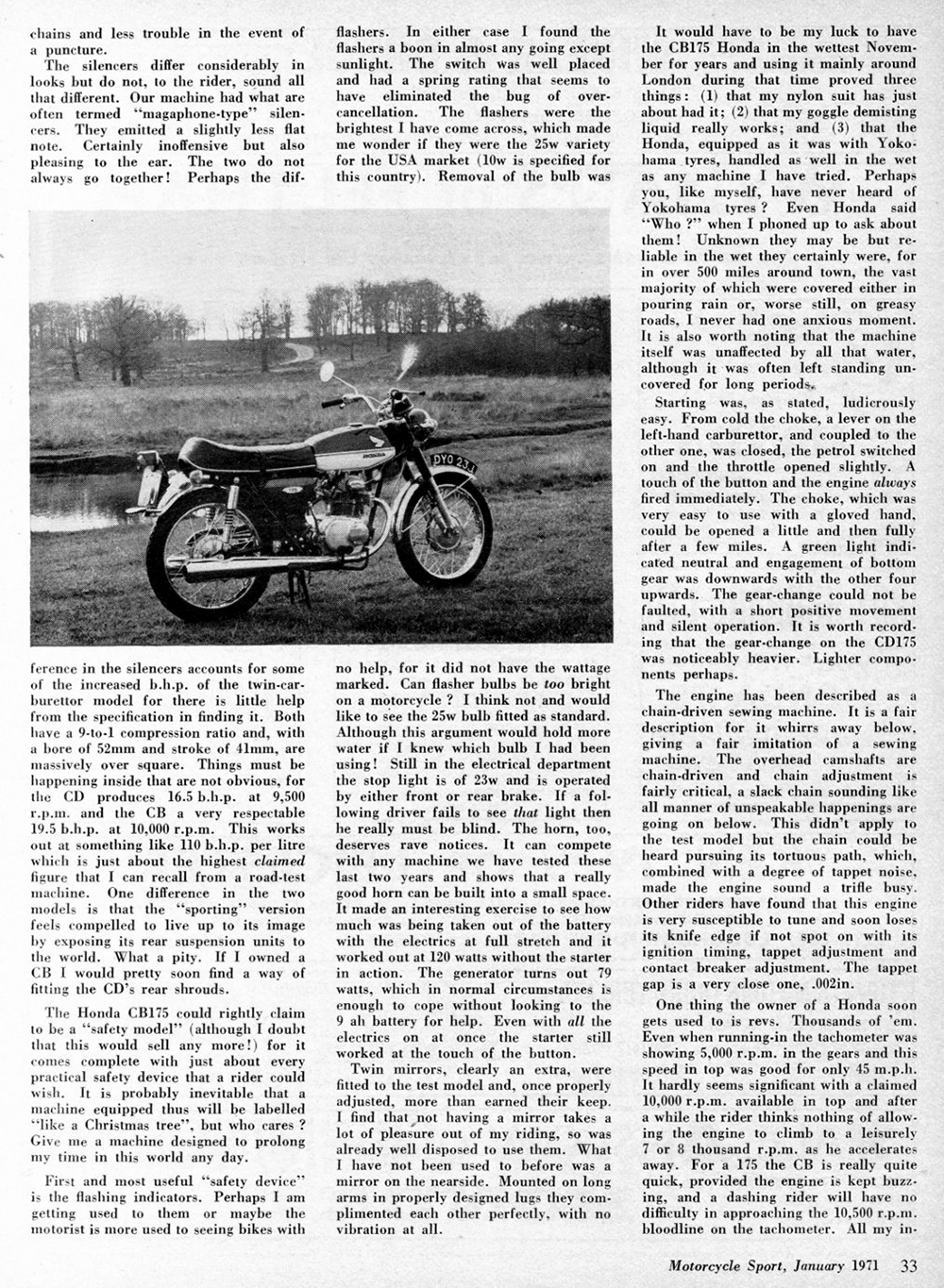 1971 Honda CB175 road test 2.jpg