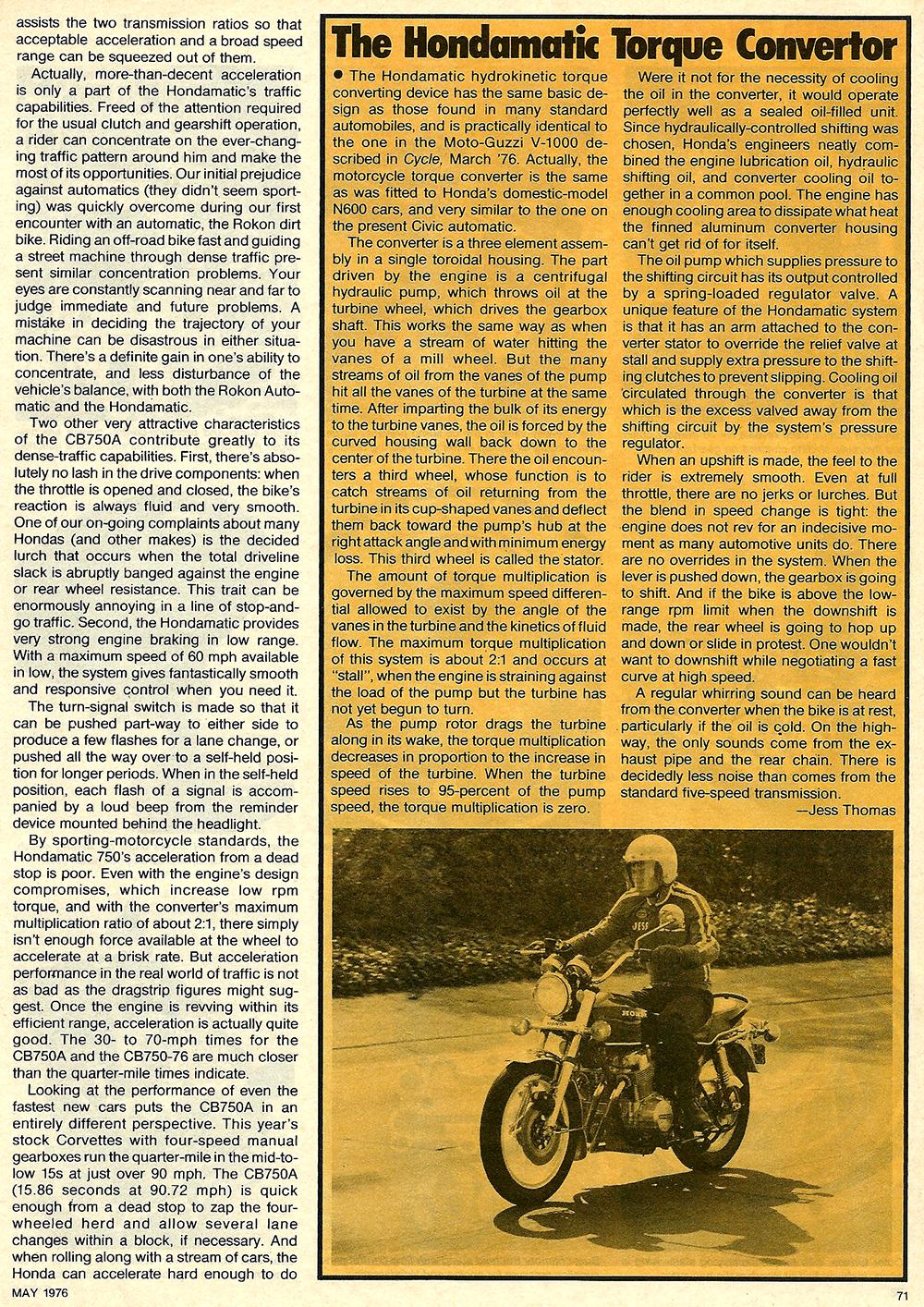 1976 Honda CB750A road test 6.JPG