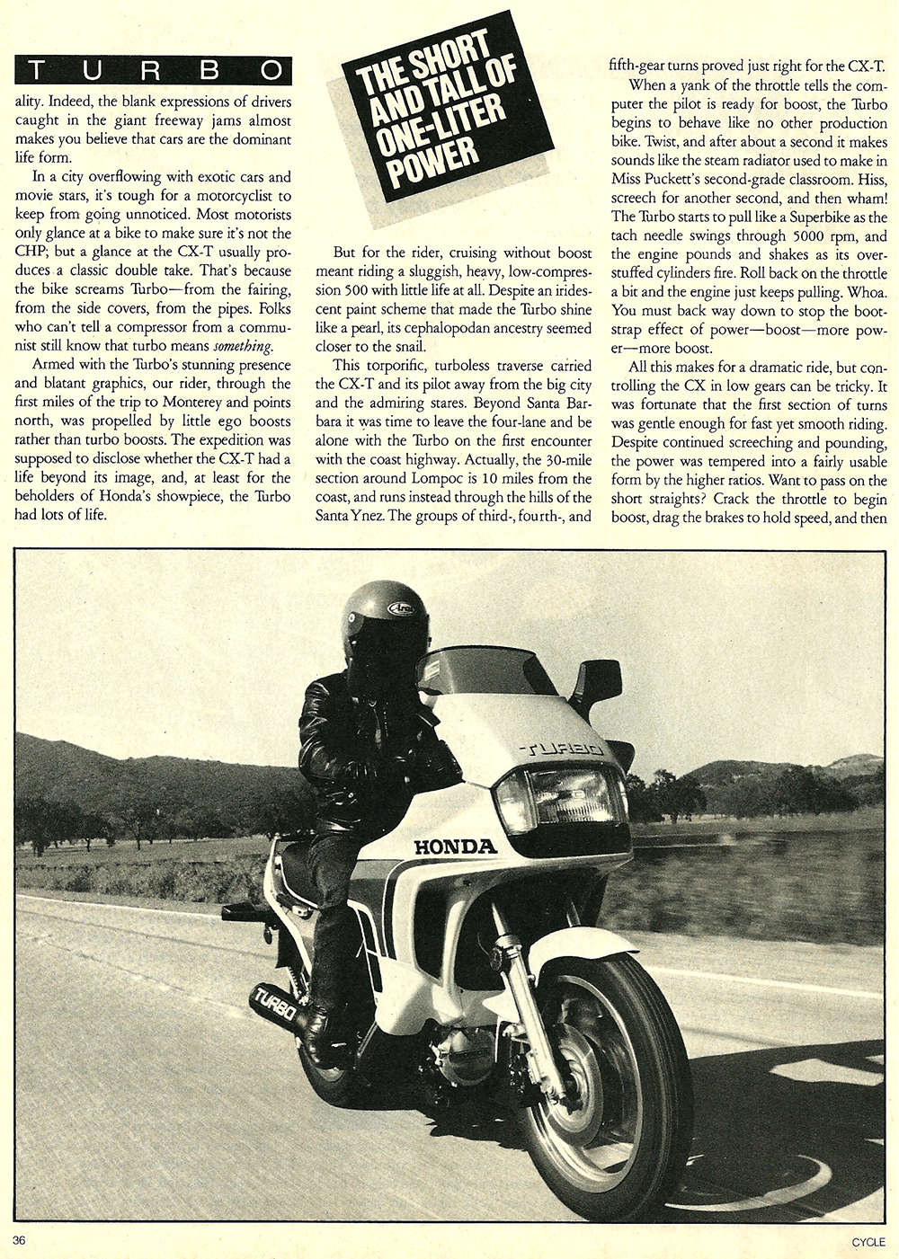 1982 Honda CBX vs CX 500 Turbo road test 06.jpg