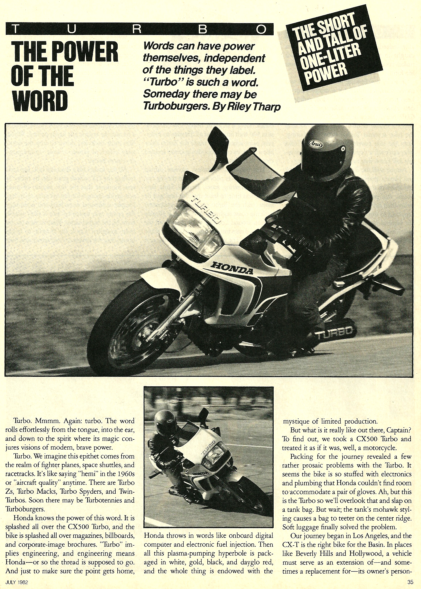 1982 Honda CBX vs CX 500 Turbo road test 05.jpg