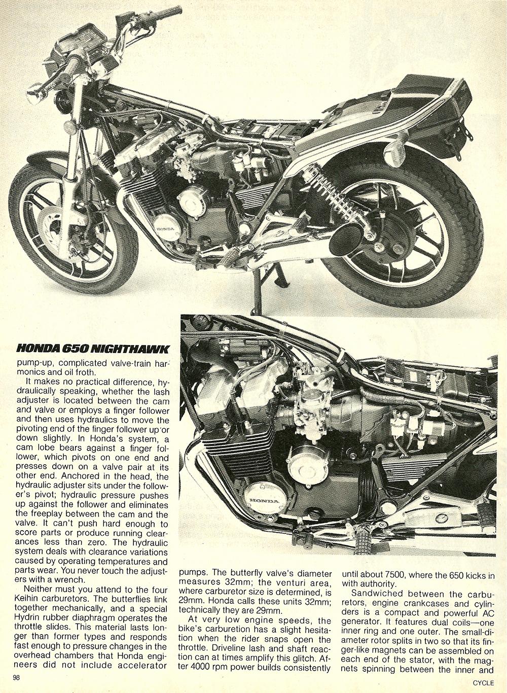 1983 Honda CB650SC Nighthawk road test 5.jpg