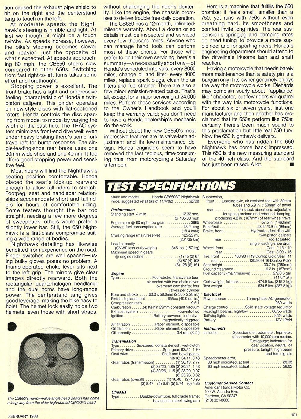 1983 Honda CB650SC Nighthawk road test 8.jpg
