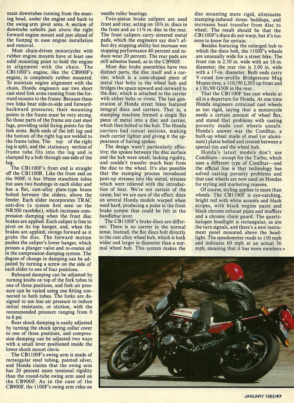 1983 Honda CB1100F road test 04.jpg