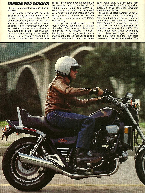 1983 Honda V65 Magna road test 3.jpg
