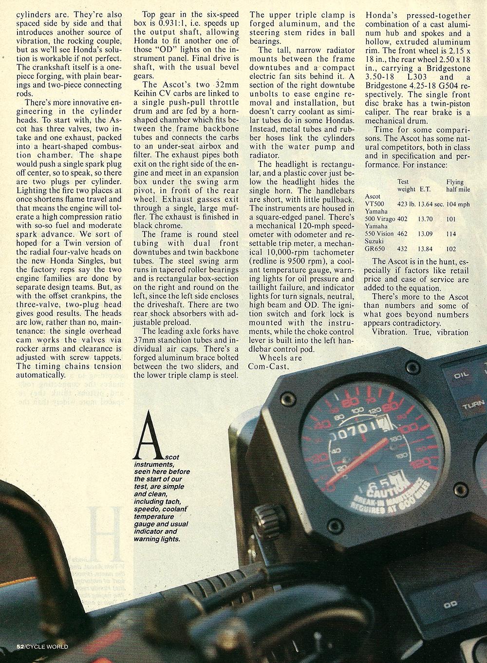 1983 Honda VT500 Ascot road test 2 03.JPG