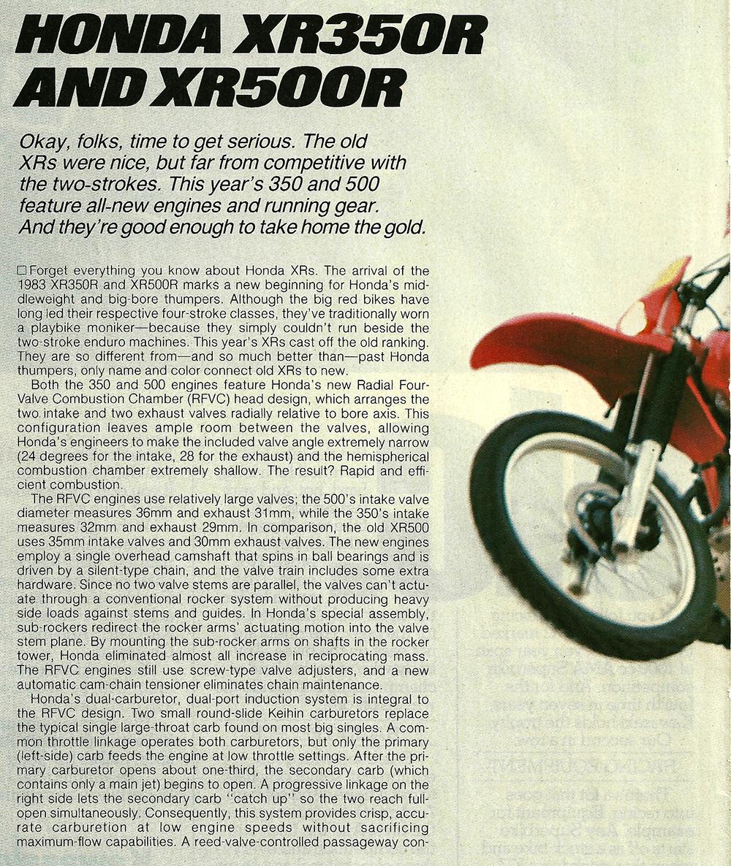 1983 Honda XR350R XR500R road test 1.jpg