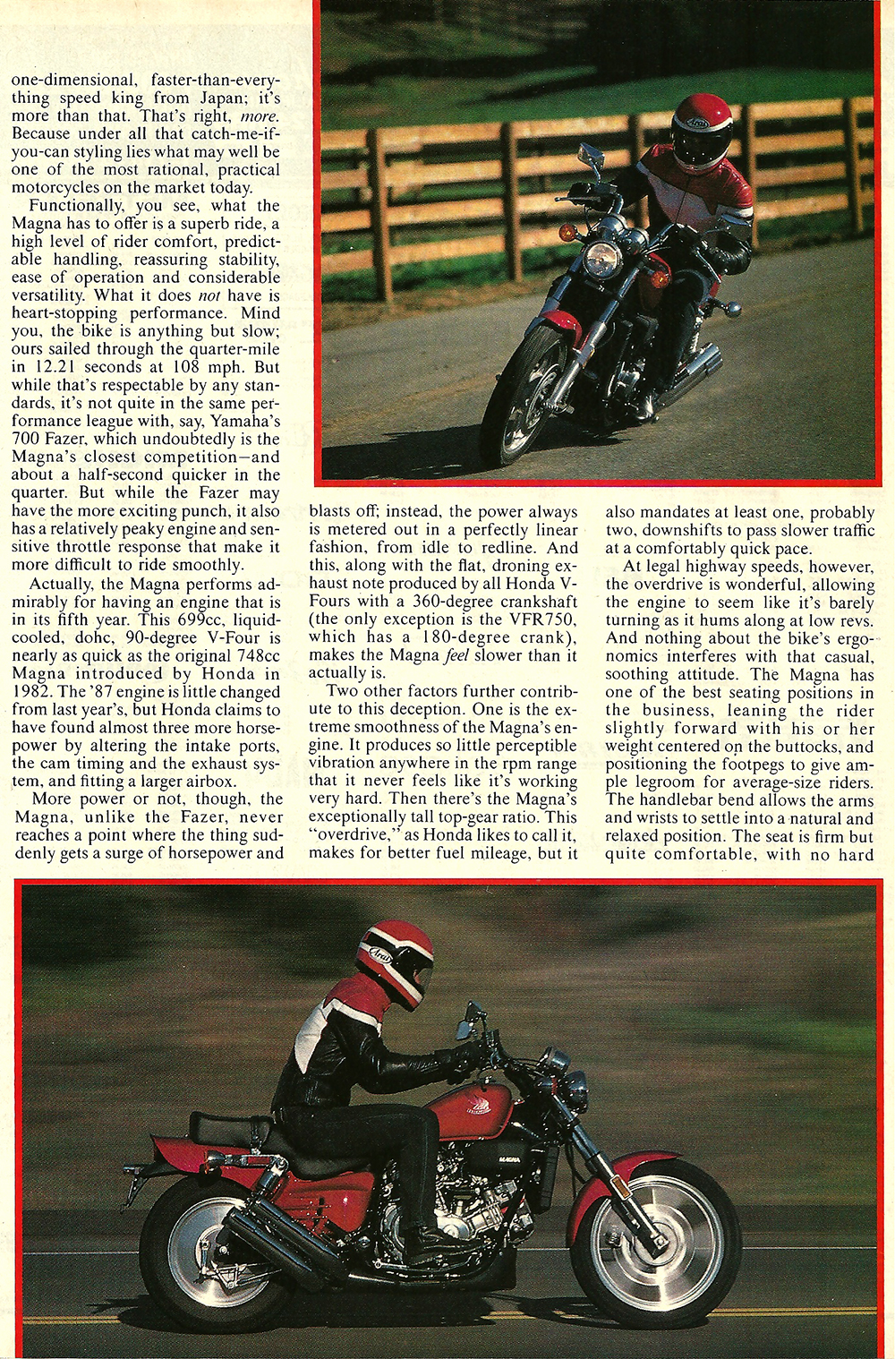 1987 Honda 700 Magna road test 03.jpg