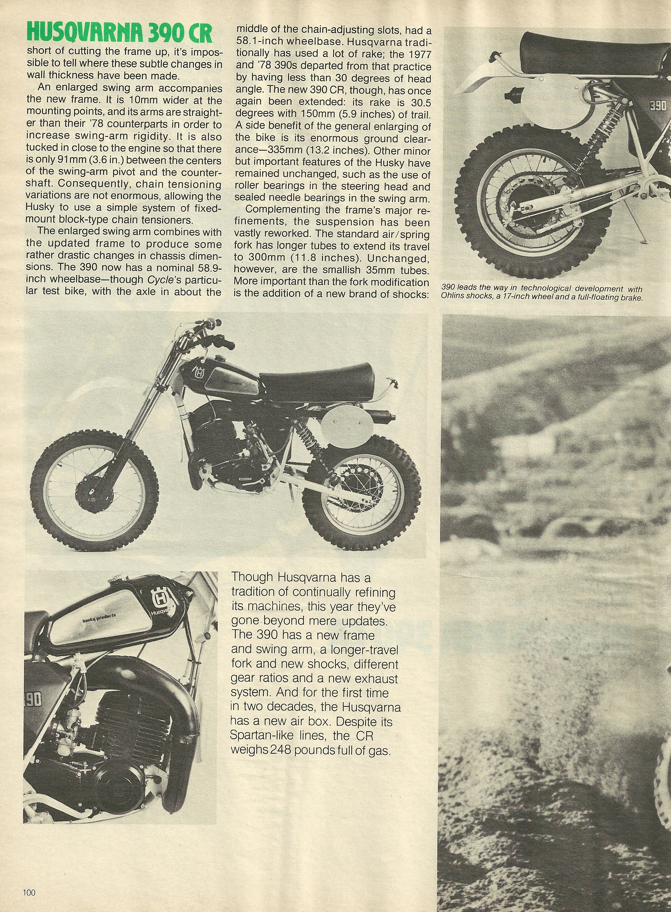 1979 Husqvarna 390 CR off road test 3.JPG