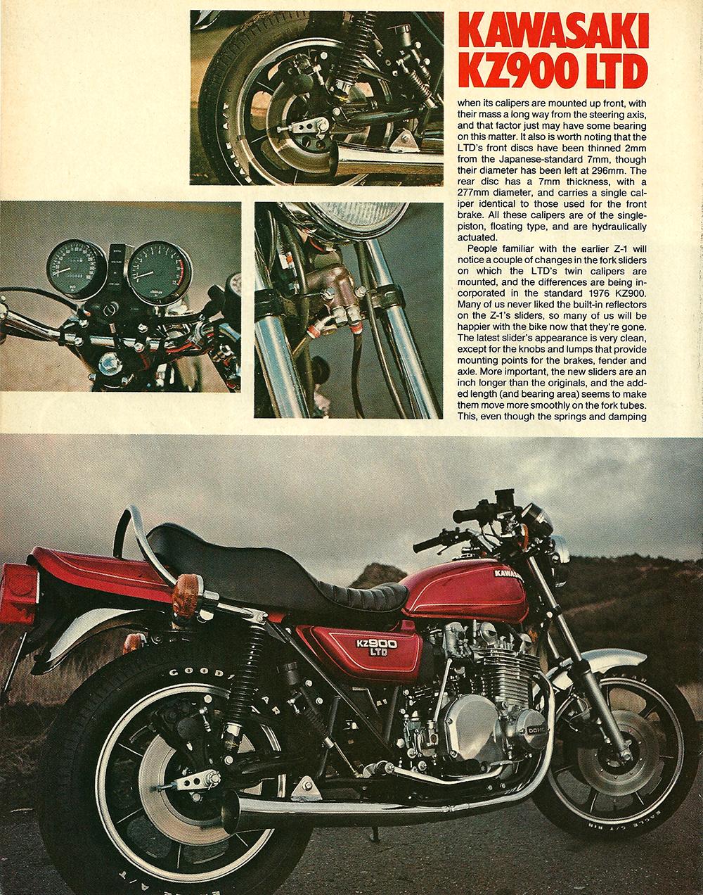 1976 Kawasaki KZ900 LTD road test 3.jpg