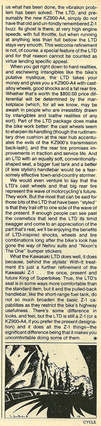 1976 Kawasaki KZ900 LTD road test 8.jpg