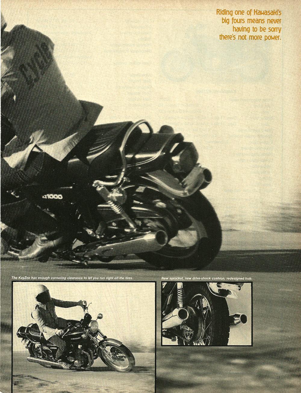 1977 Kawasaki KZ1000 road test 4.jpg