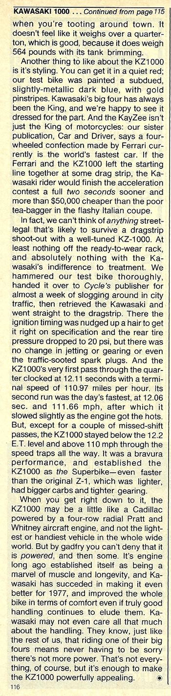 1977 Kawasaki KZ1000 road test 8.jpg