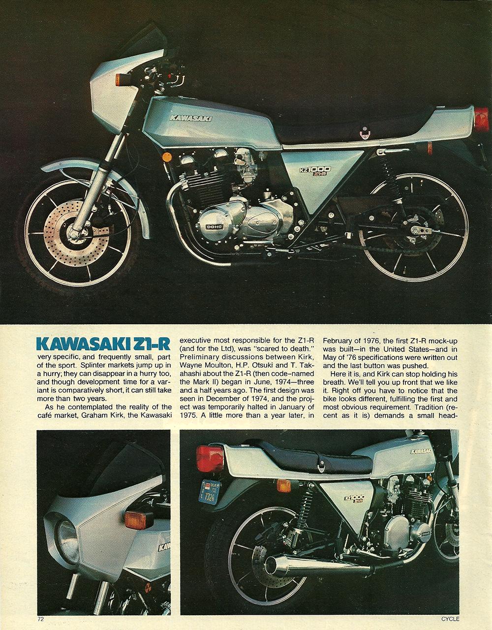 1977 Kawasaki Z1R road test 03.jpg