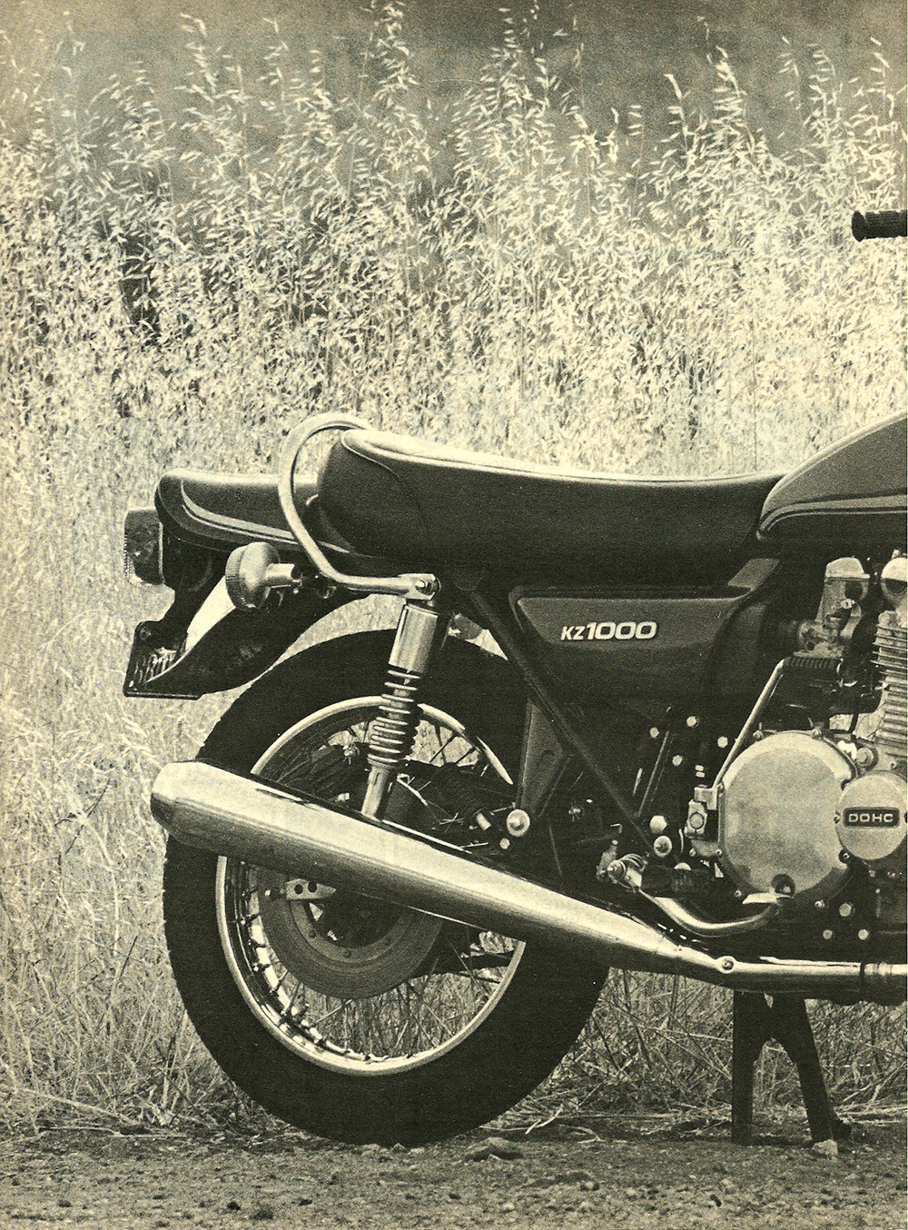 1978 Kawasaki KZ1000 road test 01.jpg