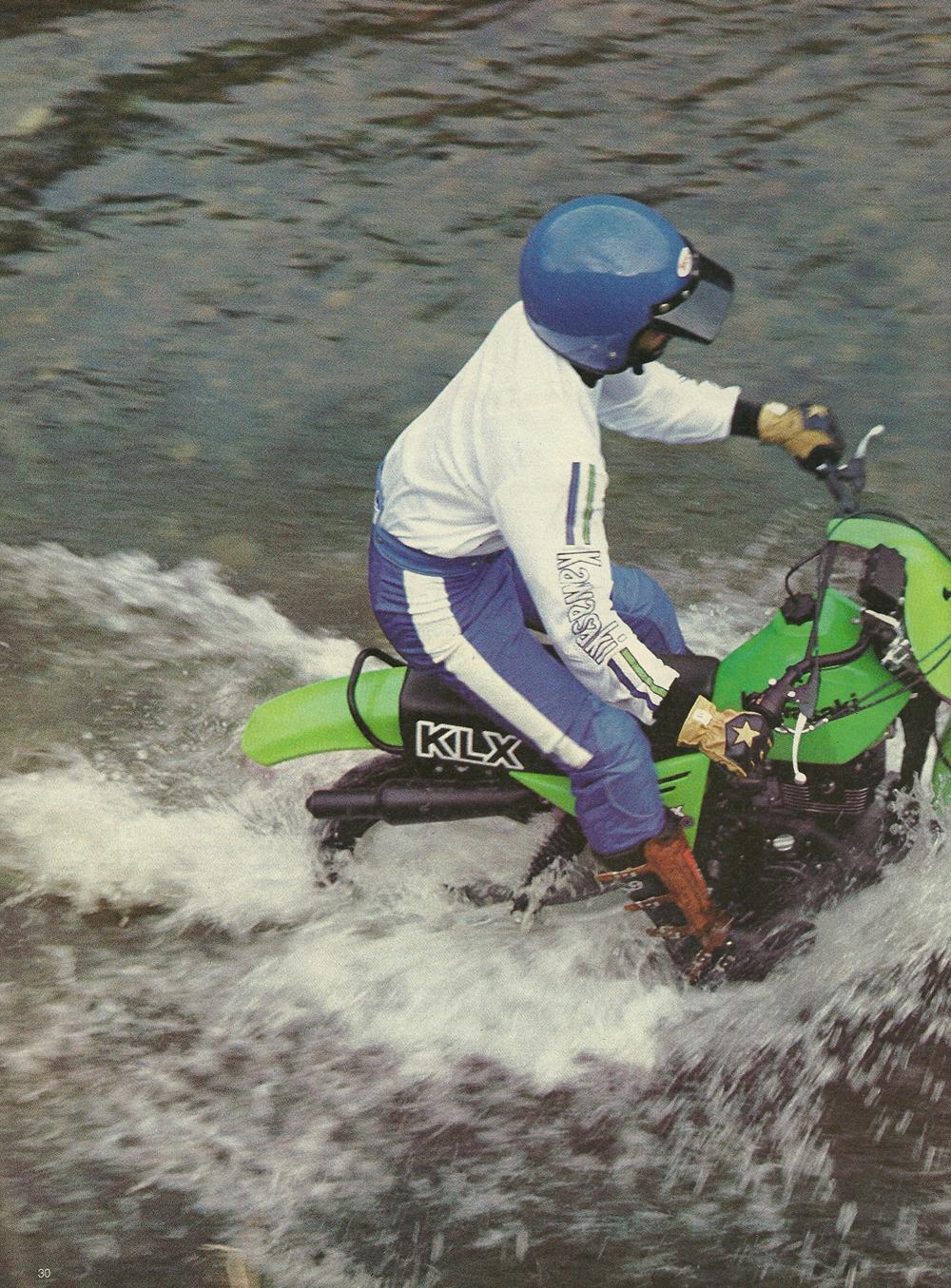 1979 Kawasaki KLX250 off road test 2.jpg