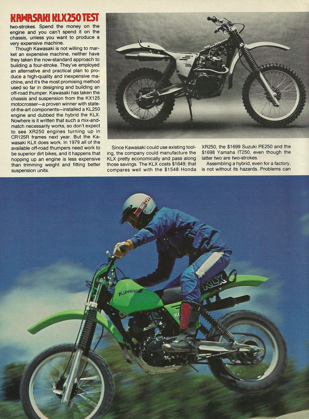 1979 Kawasaki KLX250 off road test 3.jpg