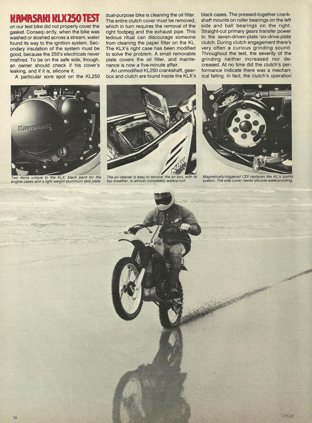 1979 Kawasaki KLX250 off road test 7.jpg