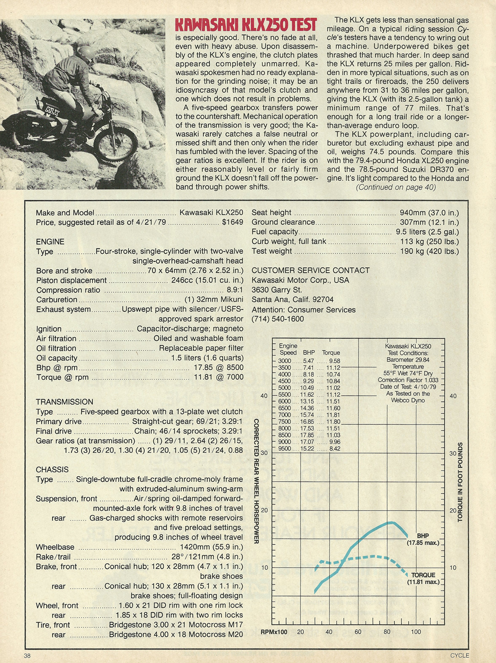 1979 Kawasaki KLX250 off road test 8.jpg