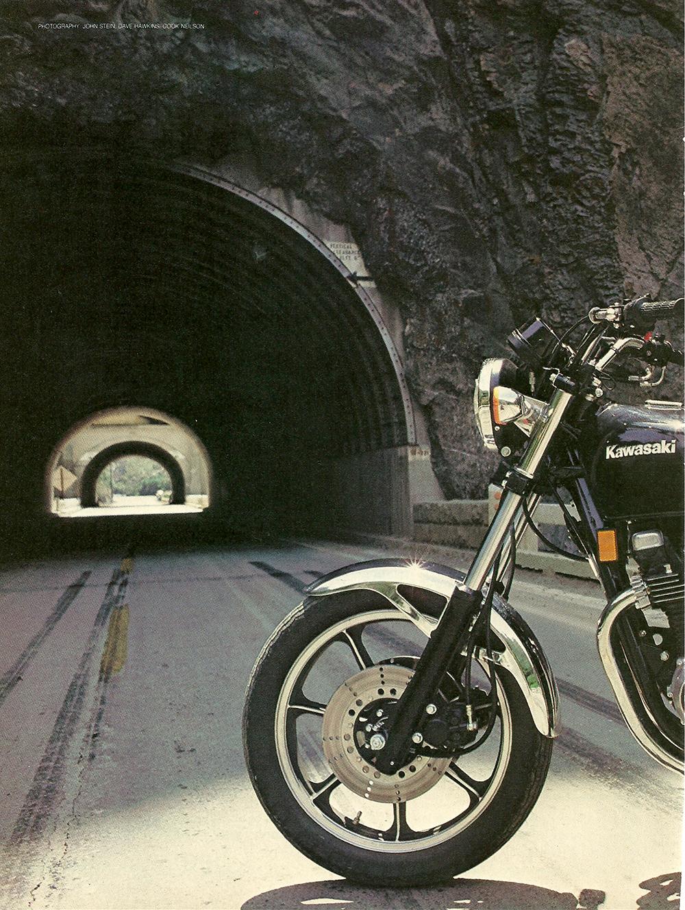 1979 Kawasaki KZ1000 ST road test 01.jpg