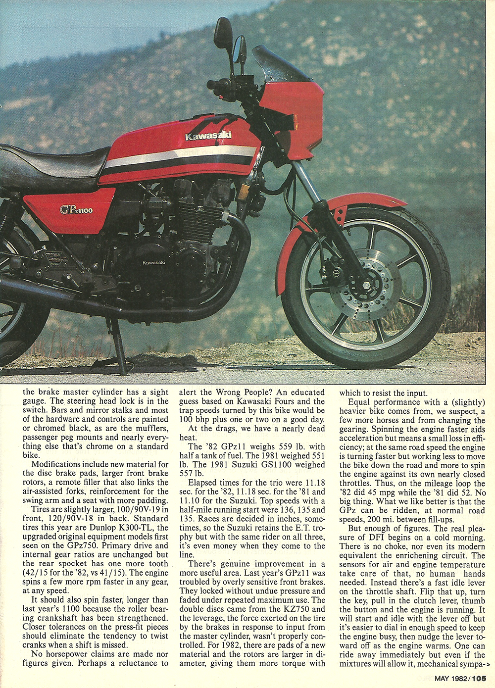 1982 Kawasaki GPz1100 road test 03.jpg