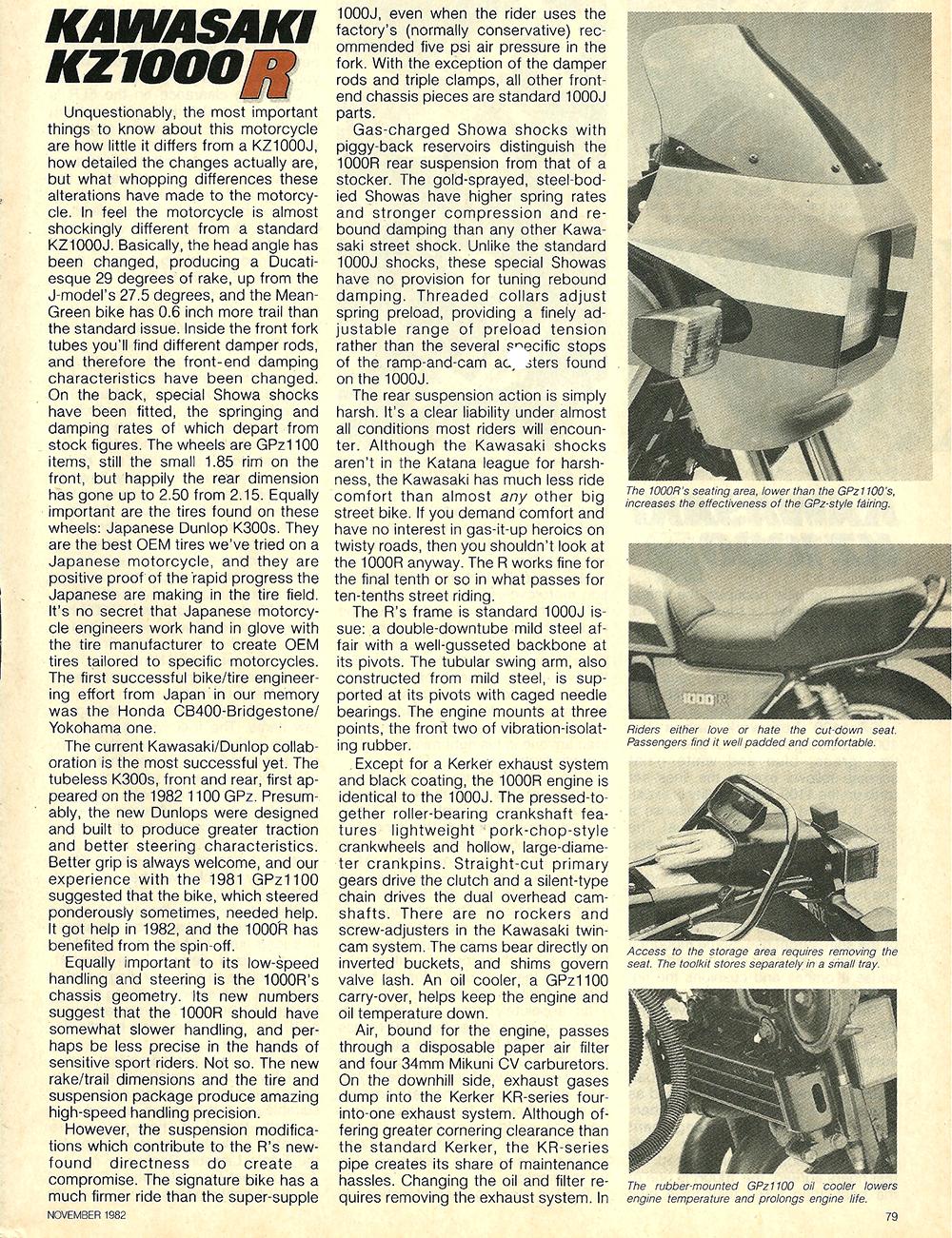 1982 Kawasaki KZ1000R road test 4.jpg