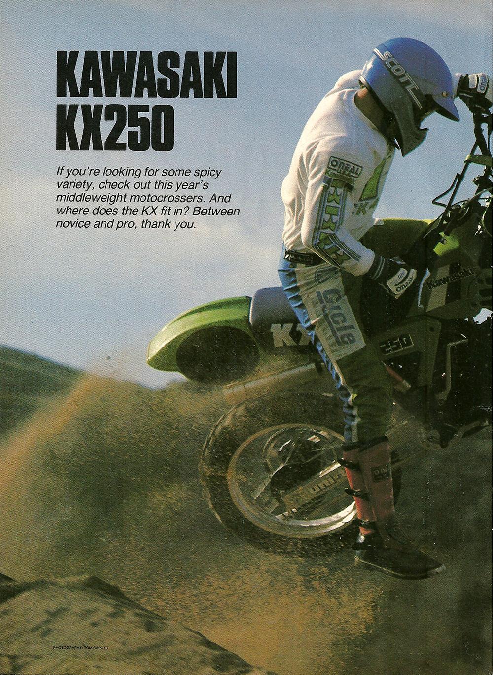 1984 Kawasaki KX250 road test 1.jpg