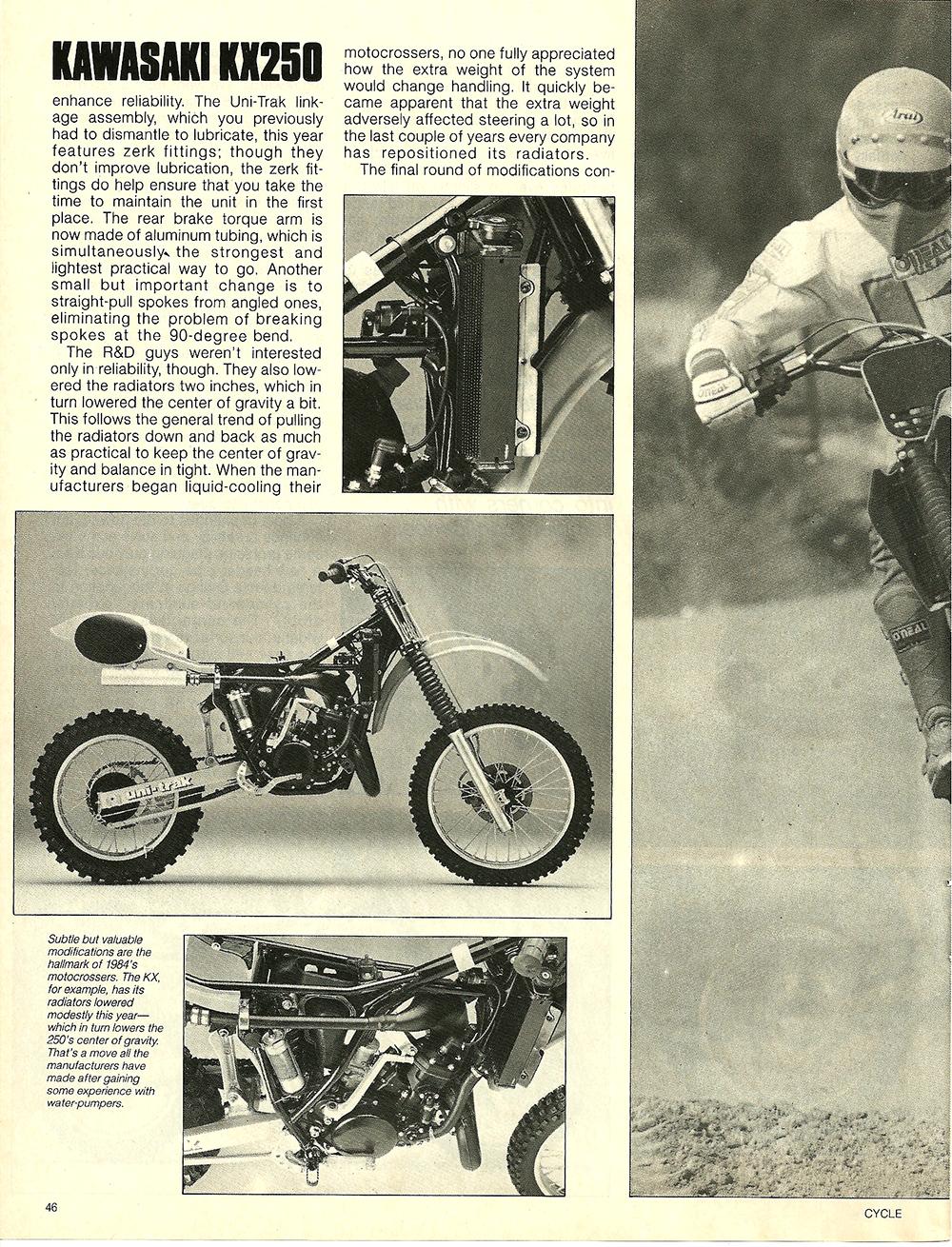 1984 Kawasaki KX250 road test 5.jpg