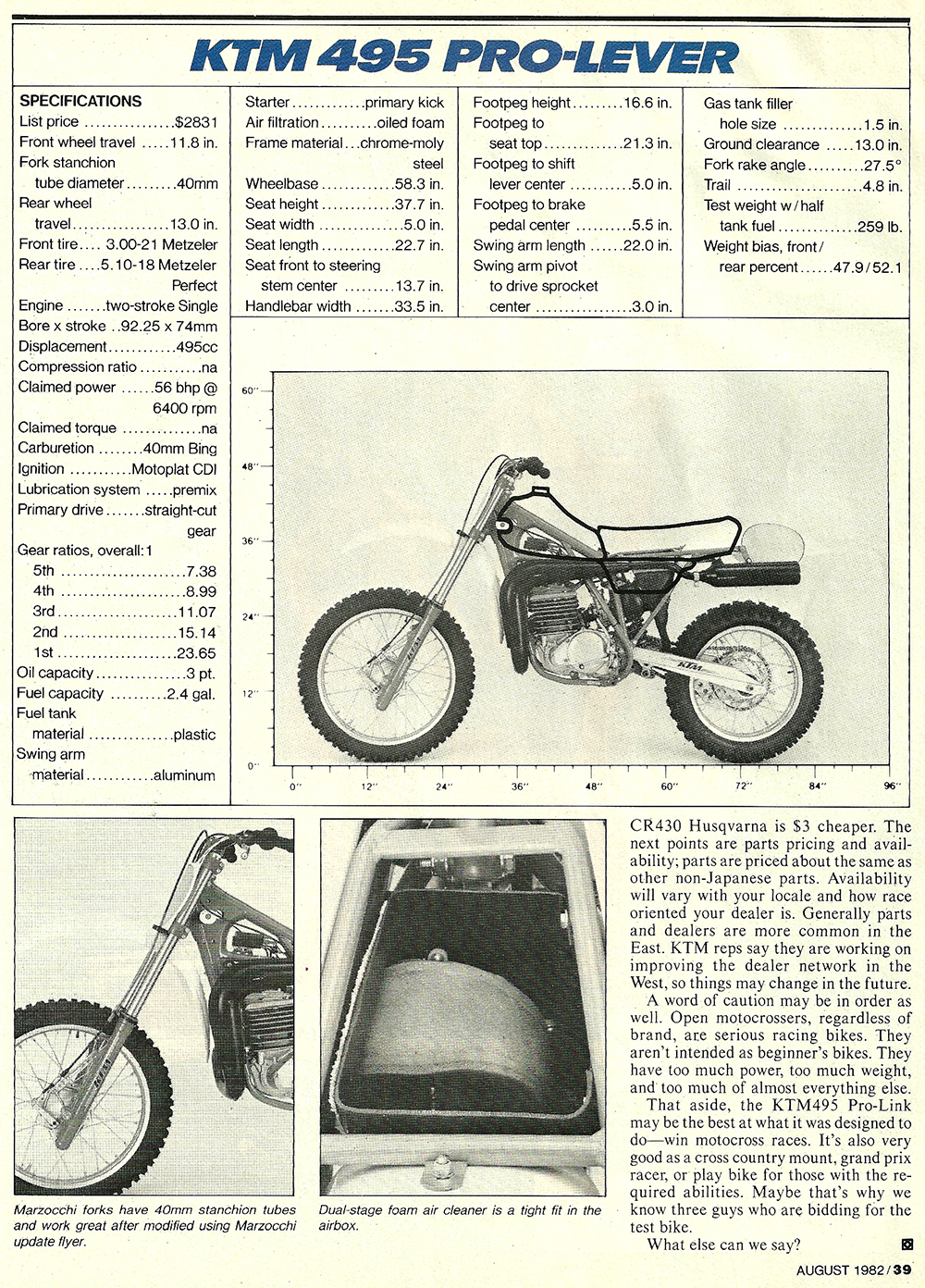 1982 KTM 495 Pro-Lever road test 06.jpg
