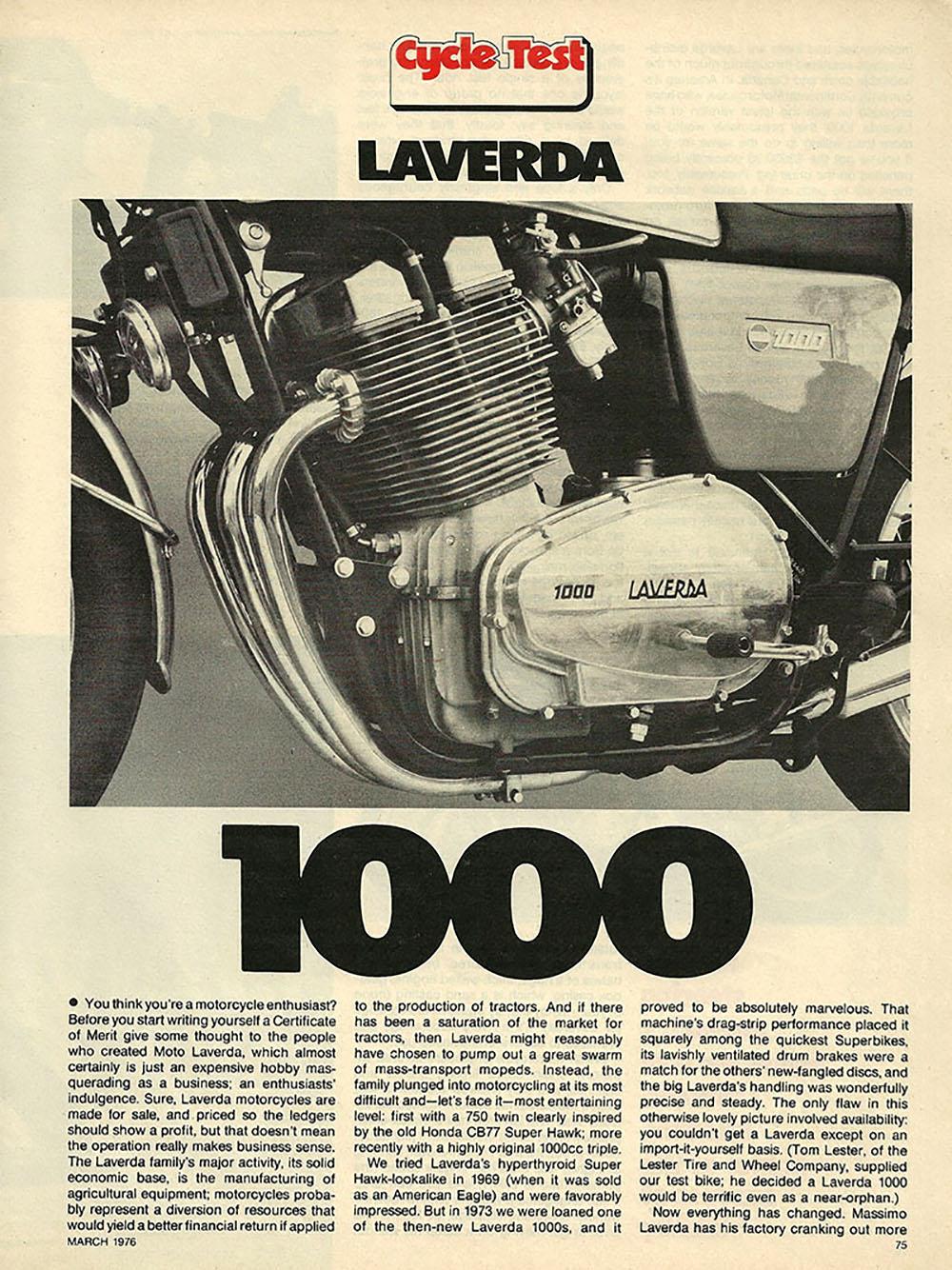 1976 Laverda 1000 road test 1.JPG