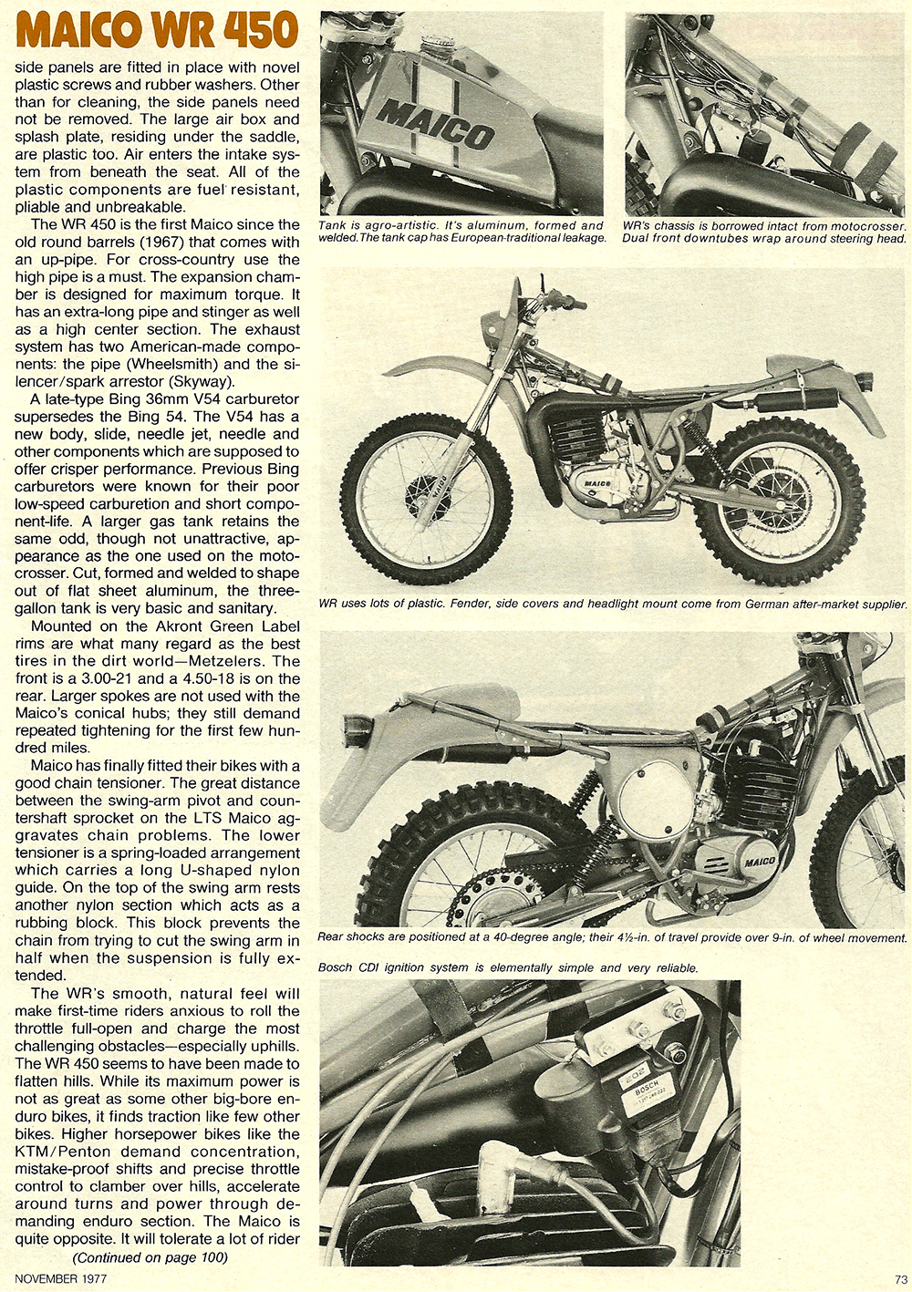 1977 Maico WR450 Cross Country XC road test 6.jpg