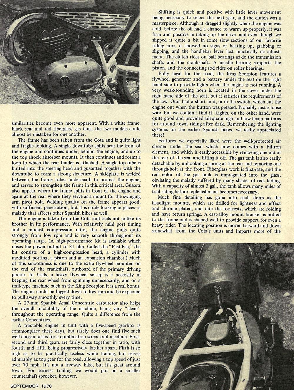 1970 Montesa King Scorpion road test 02.jpg