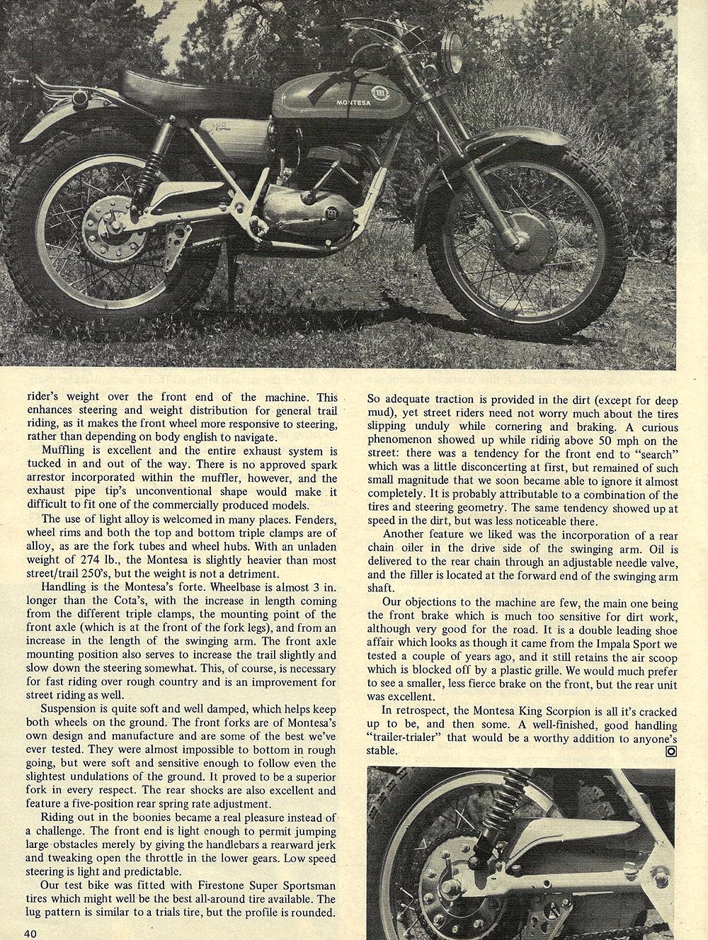 1970 Montesa King Scorpion road test 03.jpg