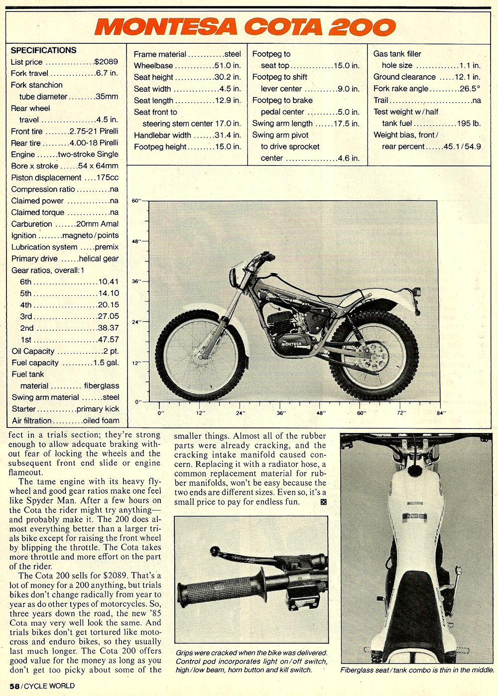 1982 Montesa cota 200 road test 05.jpg