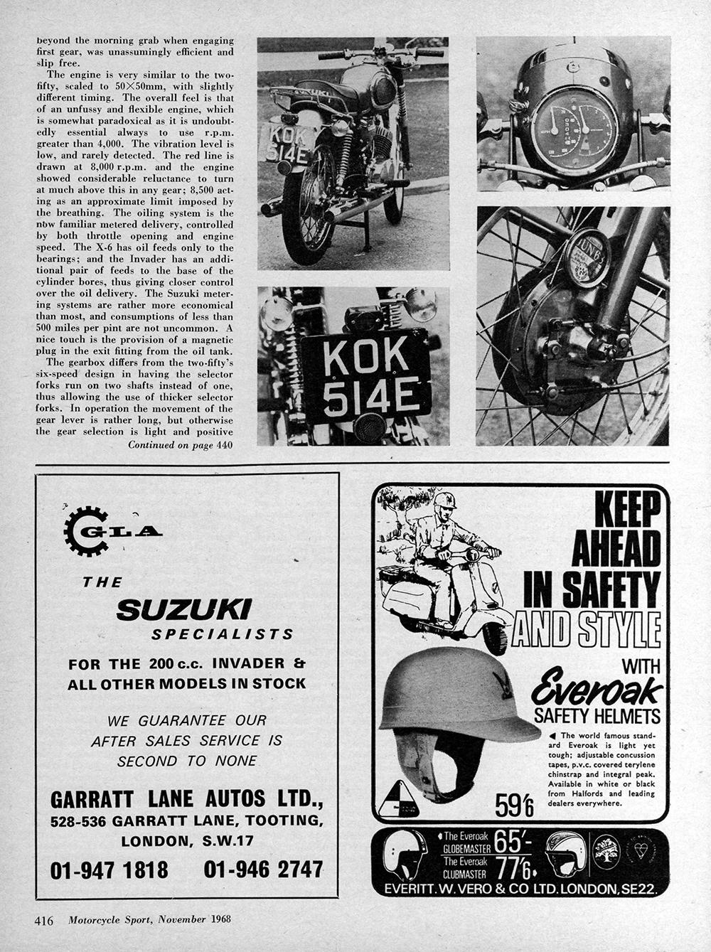 1969 Suzuki T200 road test 3.jpg