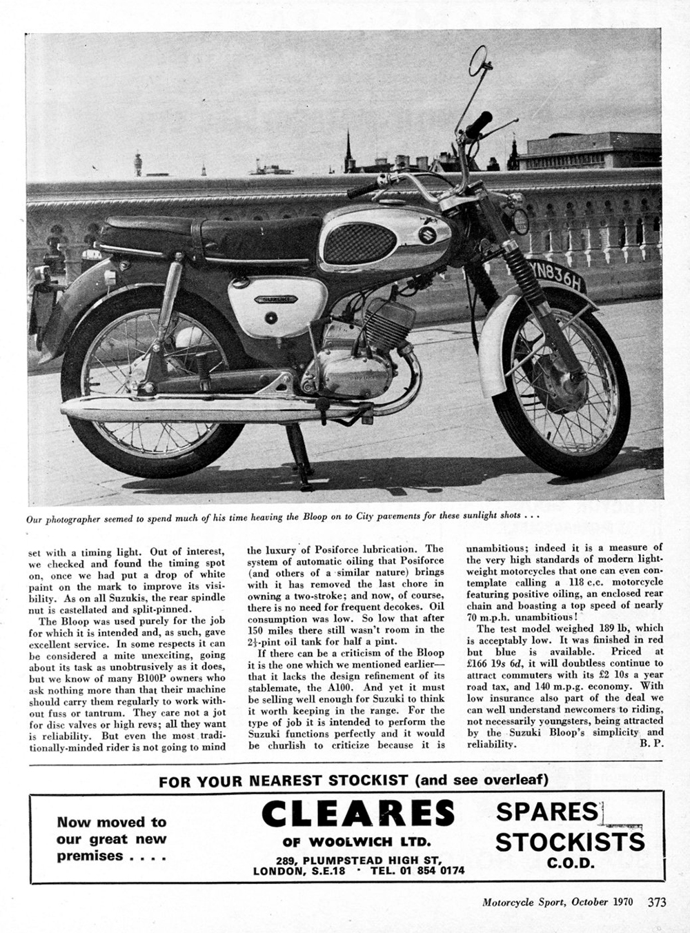 1970 Suzuki B100P road test 3.jpg
