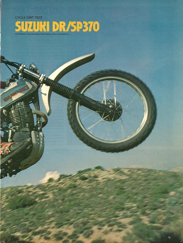 1978 Suzuki DR SP 370 road test 02.jpg