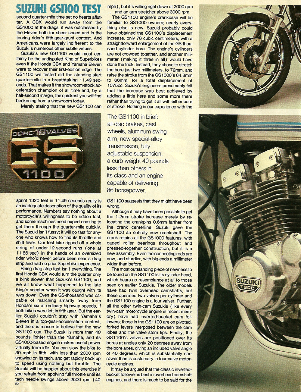 1980 Suzuki GS1100 ET road test 03.jpg