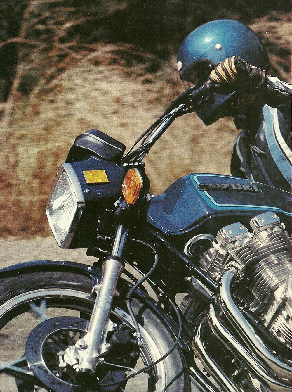 1980 Suzuki GS1100EX road test 01.jpg