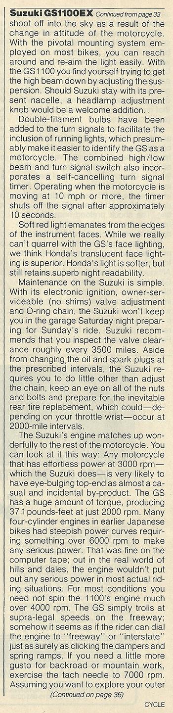 1980 Suzuki GS1100EX road test 07.jpg